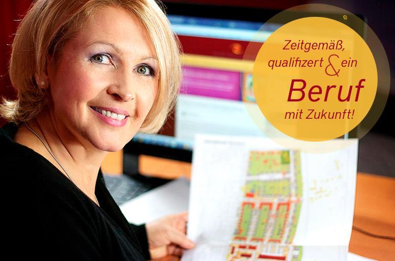 Petra Coll Exposito und Text: Zeitgemäß,qualifiziert und ein Beruf mit Zukunft