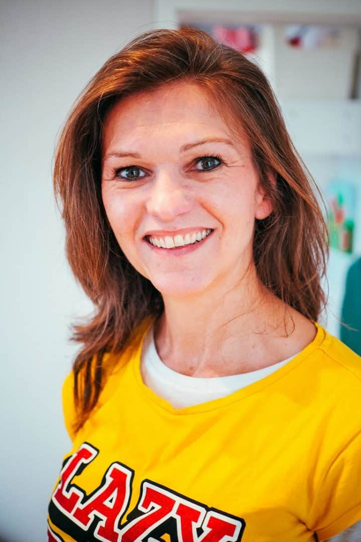 Babyschlaf Expertin Sabine Lüders