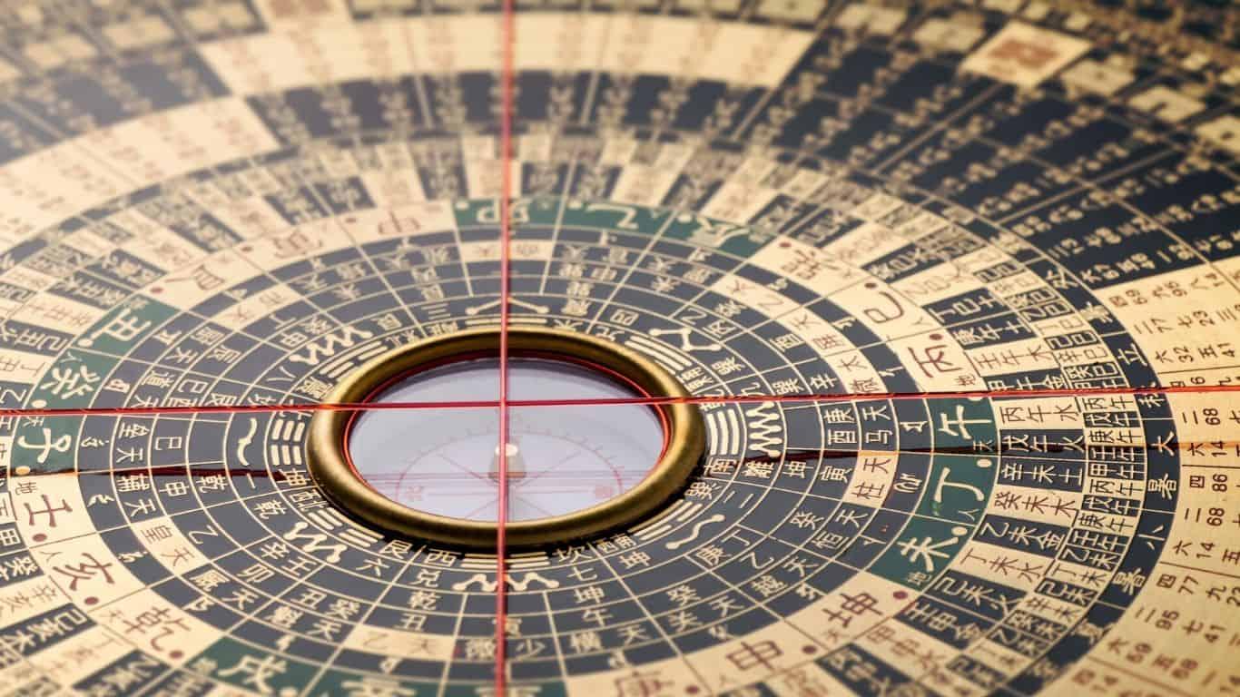 Luo Pan Kompass