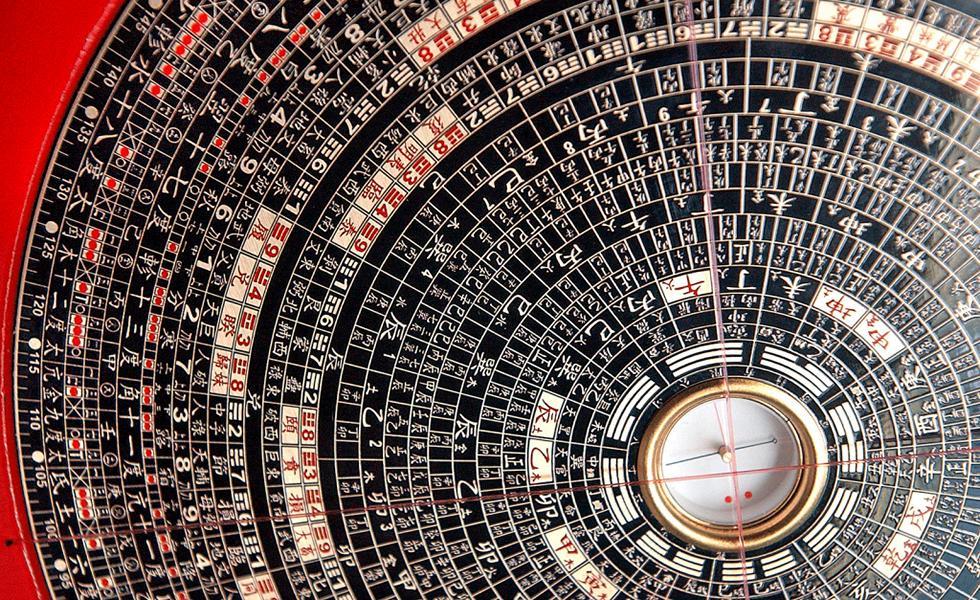 Ein Luo Pan Kompass