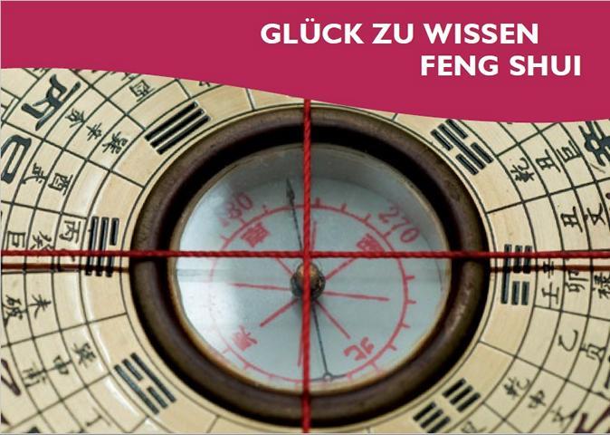 Karte - Luo Pan Kompass - Glück zu Wissen