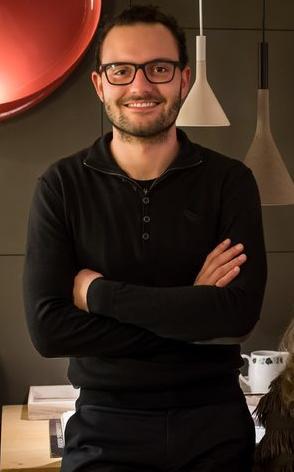 Lichtdesigner Phillip Platino