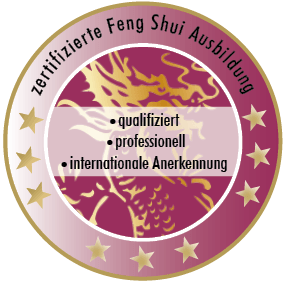Qualitätsbutton Feng Shui Institute of Excellence