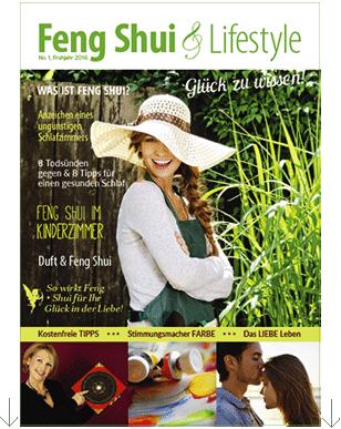 Feng Shui & Lifestyle Magazin