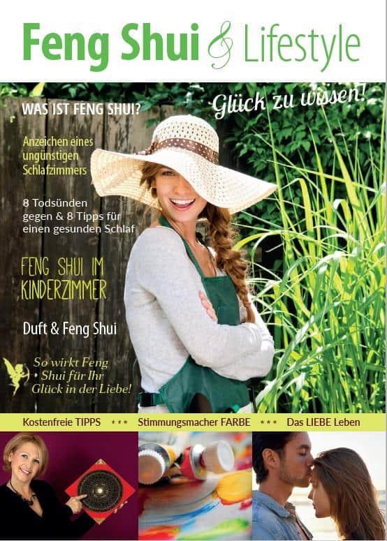 Das Feng Shui Magazin, Glück zu wissen