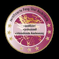 zertifiziert Ausbildung vom Feng Shui Institute of Excellence